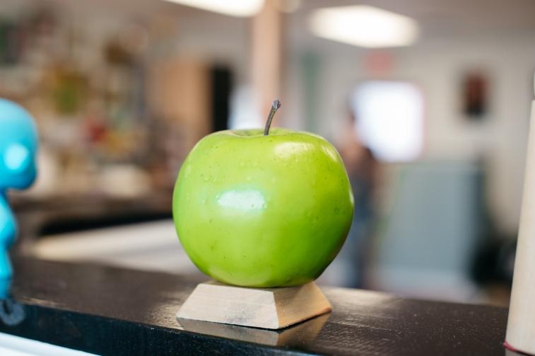 Green Apple Tattoo-11