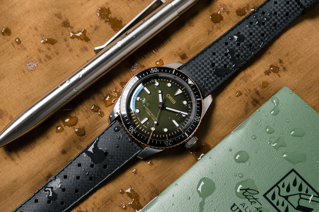 Oris Divers Sixty-Five Timess Lux Review-10