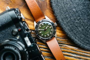 Oris Divers Sixty-Five Timess Lux Review-49